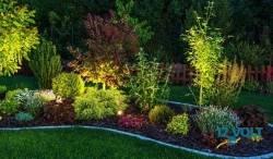 12 V Gartenbeleuchtung