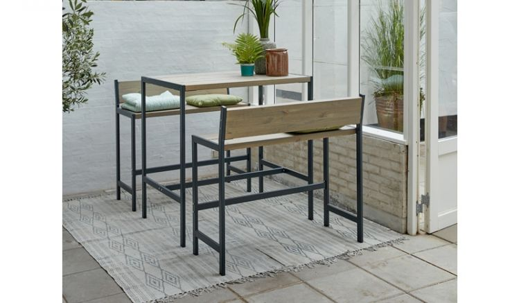 Das moderne otdoor Barset zeichnet sich durch seine hohe Stabilität sowie geringe Rissbildungen im Holz aus. Persönliche Beratung ✔ Top Auswahl ✔ Rechnungskauf ✔