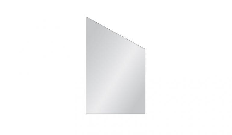 Das Modell Glas der Sichtschutzwand bietet den idealen Wind - und Sichtschutz für Ihre Terrasse