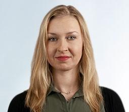Unsere Kundenberaterin Frau Schröder